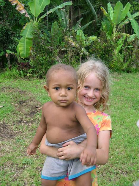 Alyssa and Lennon
